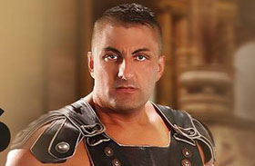 Gáspár Győző gladiátor