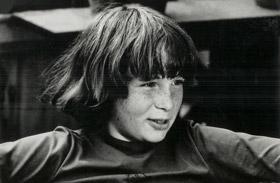 Geszti Péter - gyerekkori fotó