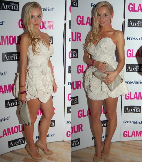A 2012-es Glamour-gála legdögösebb sztárjai
