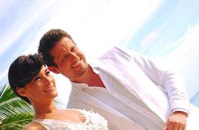 Görög Zita férjhez ment
