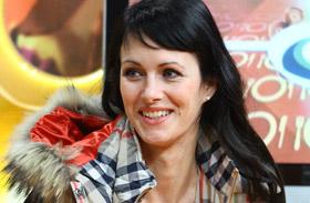 Keveházi Krisztina terhes