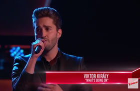 Király Viktor Voice