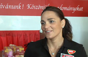 Kovács Katalin szülés után 4 hónappal