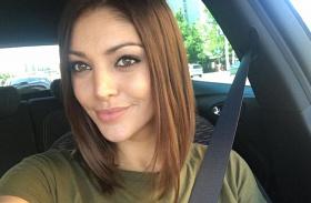 Kulcsár Edina levágatta a haját