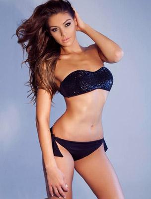 A 2014-es Miss World Hungary győzteseként
