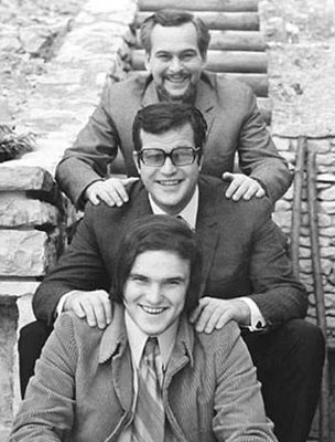 Latinovits, Bujtor, Frenreisz - a 3 testvér