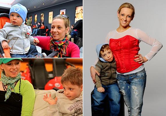 Marsi Anikó és családja akkor költözött külföldre, amikor a nagyobbik fiú, Vilmos iskolás lett. A Mokkában elárulta, aggódott, hogyan fogja gyermeke bírni egy olyan országban, aminek a nyelvét sem sajátította el. Vilmos azonban nemcsak nap mint nap helytállt, de rengeteg barátot is szerzett. A két lurkó most hétfőn kezdte itt Magyarországon az iskolát, állításuk szerint nagyon jól érezték magukat az első napokban.