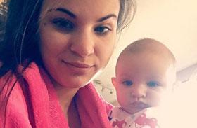 Nádai Anikó anyaság nehézségei