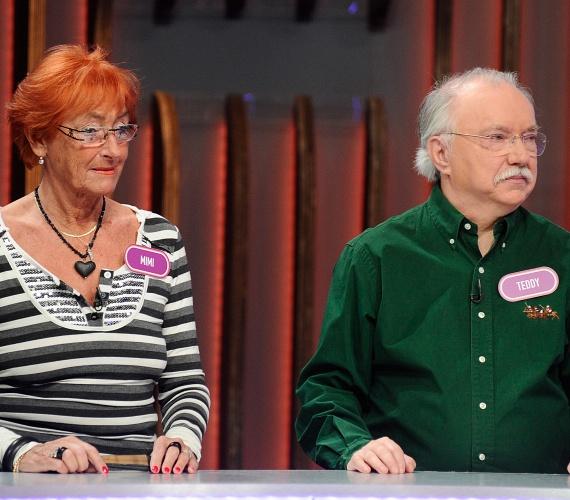 A 70 éves Farkasházy Tivadar felesége, Mimi olyan volt, mint Columbo felesége: a Heti Hetes sztárja is csak sztorizgatott róla, de senki sem látta. Az elmúlt években ez megváltozott, még az RTL Klub egyik vetélkedőjében is láthattuk őket.