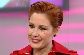 Orosz Barbara ismert színésszel jár