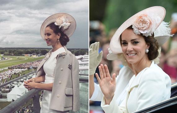 Nemcsak Erzsébet királynő és a hercegnők látogattak ki csütörtökön a Royal Ascot derbire, hanem Andy Vajna és felesége is. Vajna Tímea megjelenésével Katalin hercegnét utánozta. Még több fotó itt »