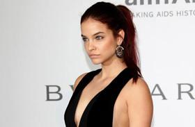 Palvin Barbara ruhái - Cannes 2014