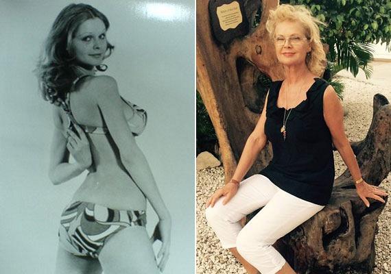 Hét évig volt a Skála reklámarca Komjáthy Ágnes, akit akkor ismert meg az ország, amikor 1971-ben az Anna-bál szépévé választották. A barna hajú leányzó eredetileg az üzlet vevőszolgálatra jelentkezett dolgozni, ám szépsége miatt rögtön leszerződtették az áruház háziasszonyának.