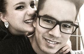 Péterffy Lili és Ya Ou Feng - tehetségkutatós szerelmespárok