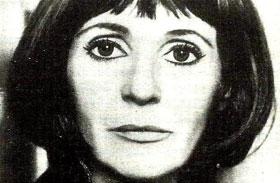 Psota Irén fiatalkori fotó
