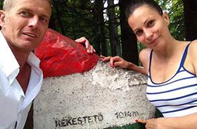 Rékasi Károly és Pikali Gerda - fotó