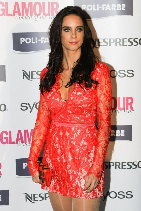 Rogán Cecília a márciusi Glamour-gálát sem hagyta ki, amelyre Sarka Katával érkezett.