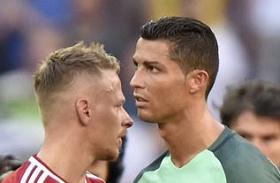 Ronaldo hiszti Mónika Show