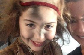 Stahl Judit lánya
