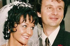 Szandi esküvője - 15 éve