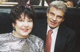 Sztankay István és Schütz Ila