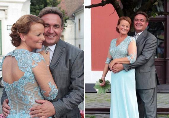 Az 53 éves Götz Anna és a 61 éves Böröndi Tamás 2016 augusztusában, az óbudai Fő téren, egy meghitt ceremónián fogadtak örök hűséget egymásnak. Mindkét színművésznek ez a harmadik házassága.