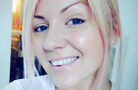 Tolvai Reni énekesnő smink nélkül