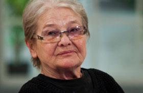 Törőcsik Mari 80 éves