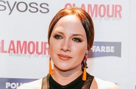 Tóth Gabi Glamour-gála 2017 énekesnők