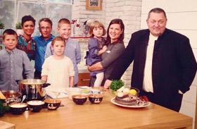 Vidnyánszky Attila gyerekei