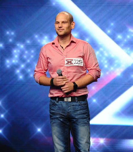 X-Faktor 2011: férfi versenyzők