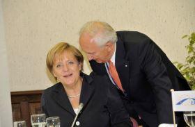 Tíz éve vezeti Németországot Merkel