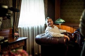 Előkerült Orbán Viktor