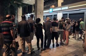 Görögország csődközelben