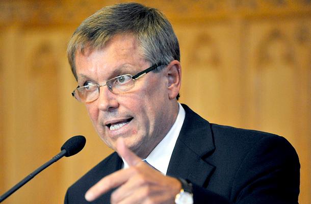 Matolcsy György, MTI Fotó: Beliczay László
