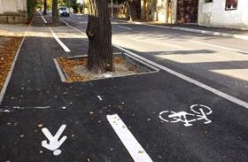 Legjobban sikerült bicikliutak az országban