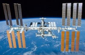 A Nemzetközi Űrállomás a Földről