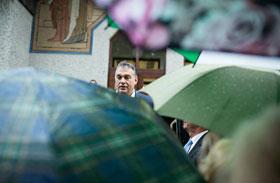 Orbán Facebook-oldala nyáron