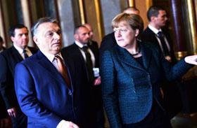 Orbán látogatásai a világban