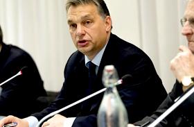 Orbán Viktor, IMF