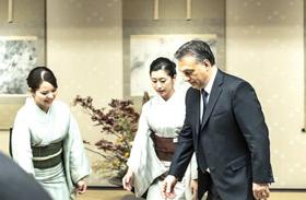 Orbán Viktor Japánban