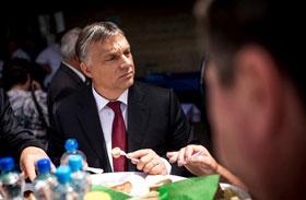 Orbán Viktor nyara
