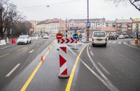 Széll Kálmán tér lezárás
