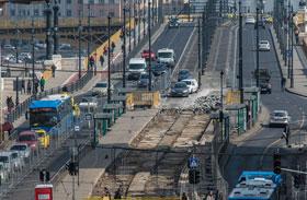 Szombati közlekedés Budapesten