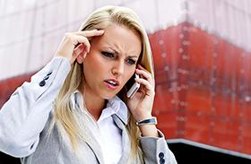 Telefonos zaklatás