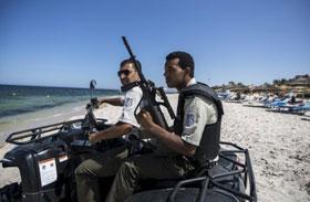 Tunéziai emlékhely