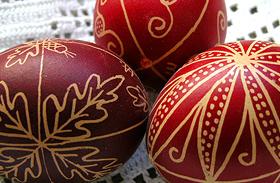 3 izgalmas tojásfestő módszer