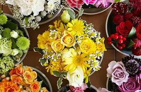 4 igazán mutatós, könnyen elkészíthető húsvéti virágcsokor