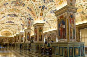 Vatikáni látnivalók