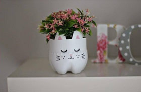 Cuki virágtartók